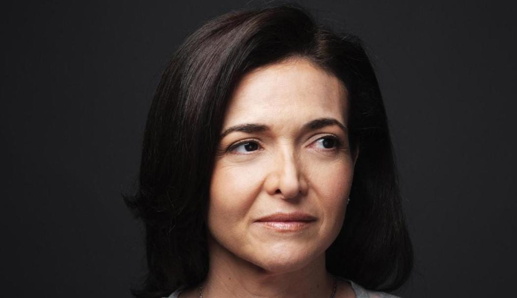 Sheryl Sandberg's Lessons on Dealing with Grief and Stress